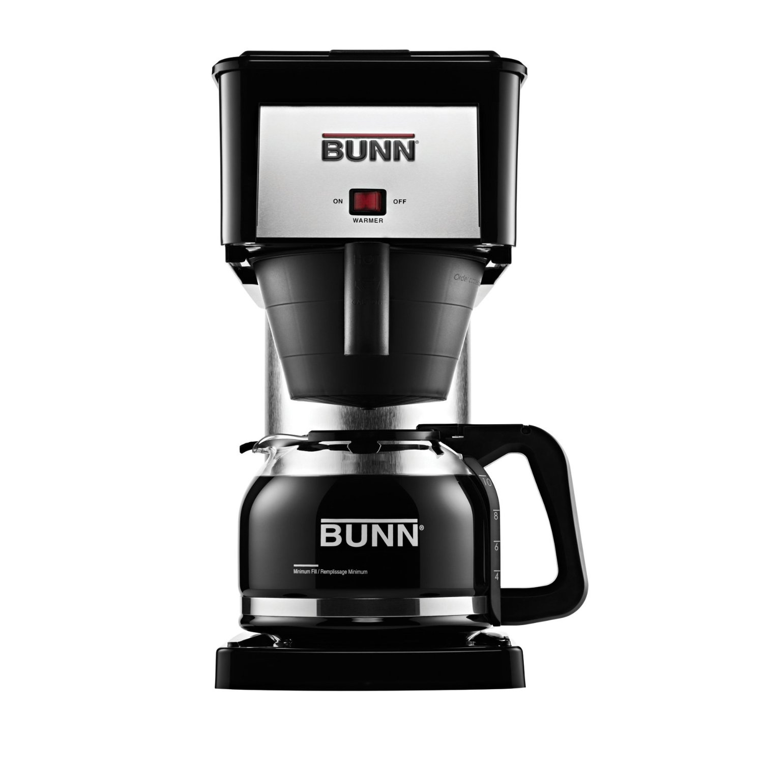 How Many Scoops Of Coffee For Bunn Coffee Maker : Bunn Coffee Maker Review: The Speedy BXB Velocity Brew
