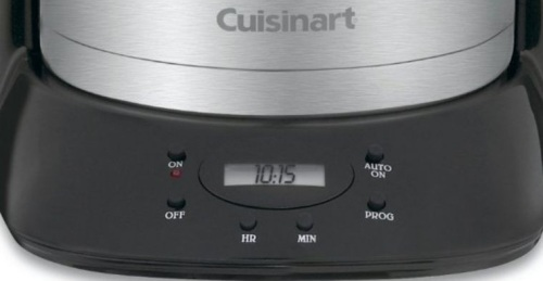 Cuisinart coffee maker DTC-975BKN