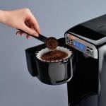 Hamilton Beach 46201 coffee maker easy to fill