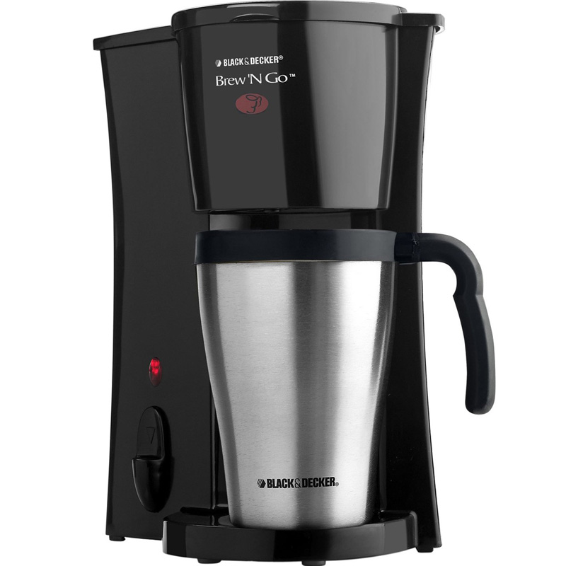 Single cup Black and Decker coffee maker: Built to last?