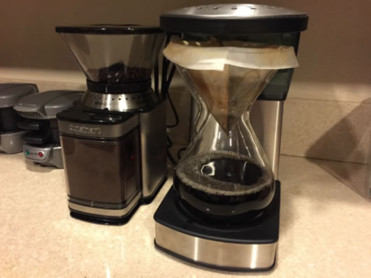 Detailed review of the Bonavita coffee maker BV1800SS