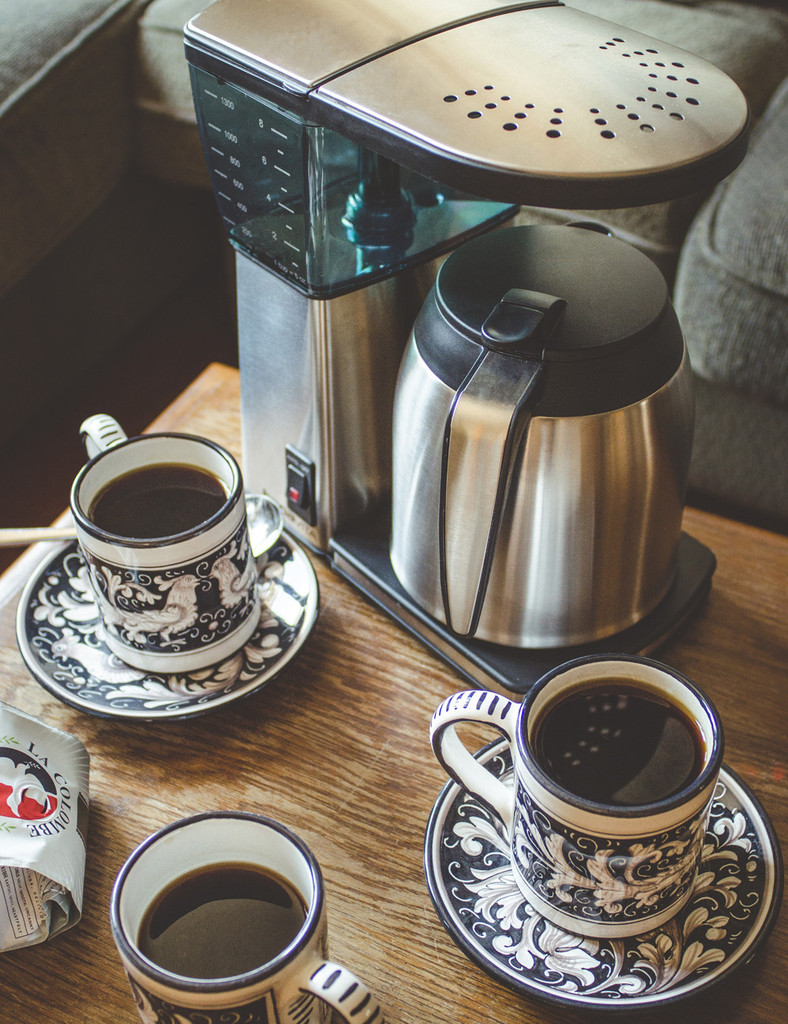 Coffee Maker Under 11 Inches Tall : Bonavita coffee maker review: Great coffee (but drink it fast!)