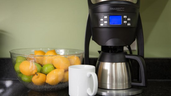Full review of the Brazen Plus coffee maker