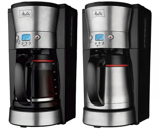 Review of Melitta coffee maker by Hamilton Beach
