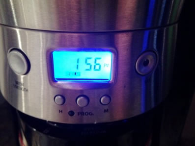 Review of Melitta coffee maker 46893A by Hamilton Beach