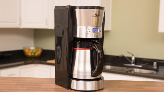 Melitta coffee maker 46893A by Hamilton Beach