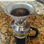 Brewologist pour over coffee cone