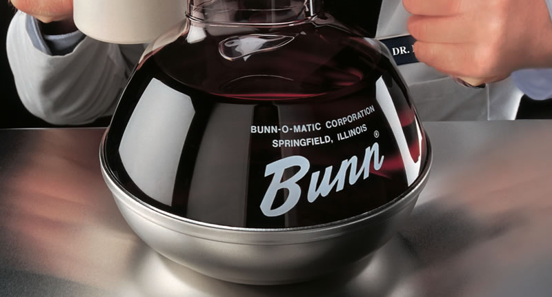 And The World 39 S Best Coffee Maker Is Made By Bunn