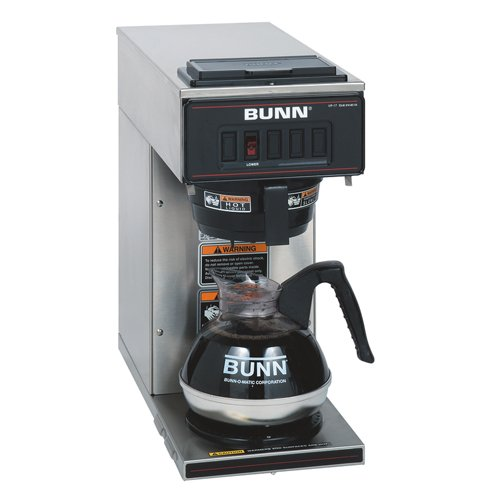 best coffee maker Bunn VP-17