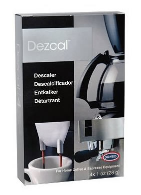Descaler how to clean a coffee maker