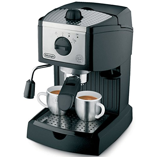 best espresso machine delonghi ec155