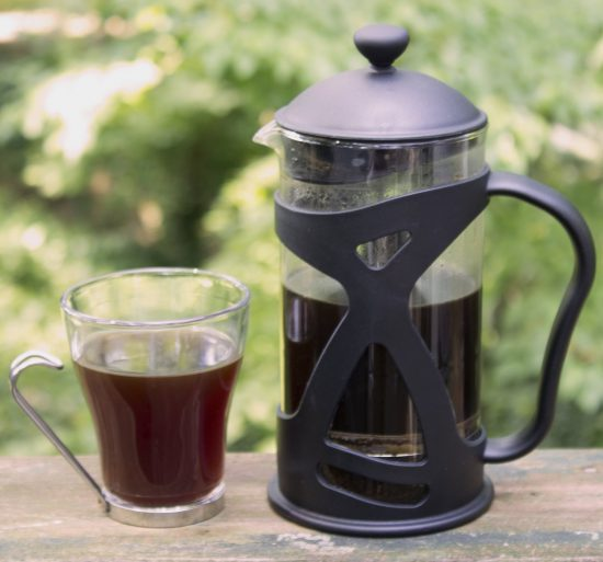 Best french press Kona