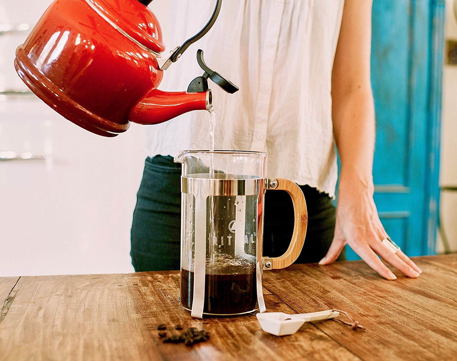 7 of the best french press coffee makers money can buy buy don 39 t buy reliable no nonsense. Black Bedroom Furniture Sets. Home Design Ideas
