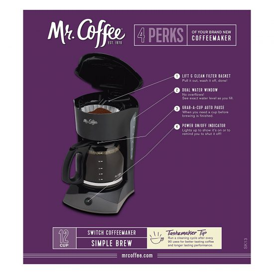 cheap coffee maker under $25