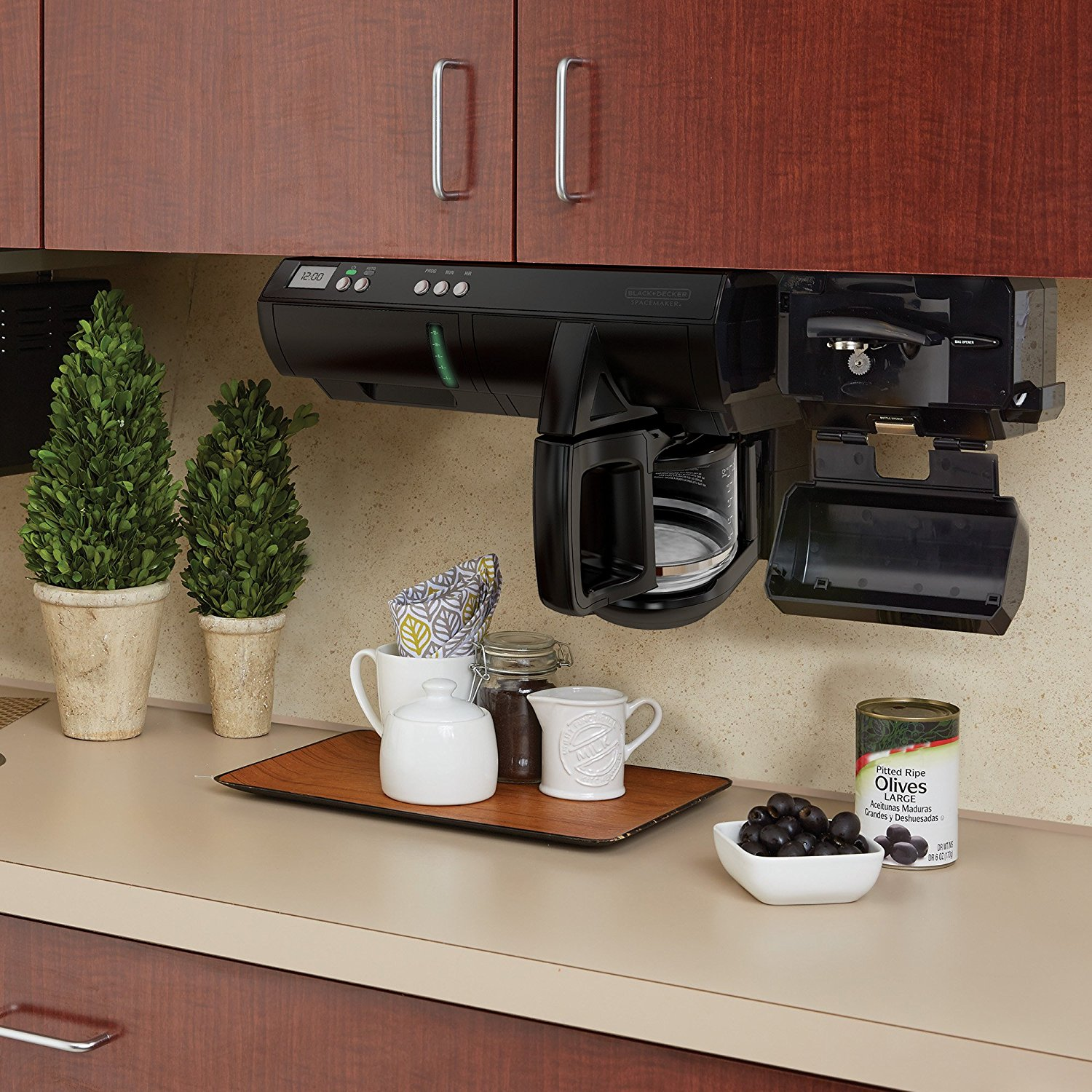 Need An Under The Cabinet Coffee Maker Black And Decker Is Only In Town Don T Reliable No Nonsense Product Research