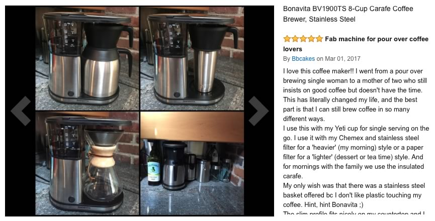 Top 10 SCAA certified coffee makers - Buy/Donot Buy - Reliable, No-Nonsense Product Research