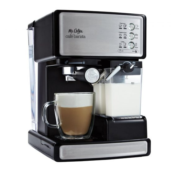 Mr. Coffee espresso machine prime day deal