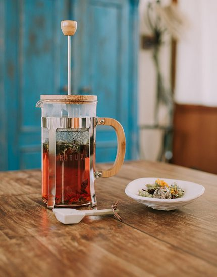 Ritual french press coffee maker
