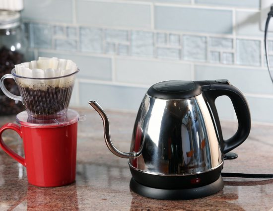 Zell stainless steel electric kettle