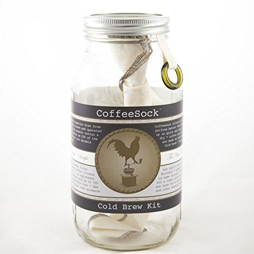 coffeesock how to make cold brew coffee