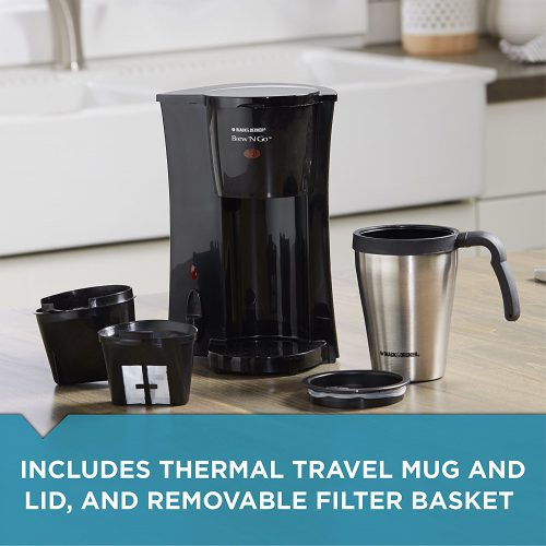 gifts for coffee lovers black & decker coffee maker