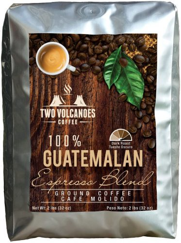 gifts for coffee lovers two volcanoes