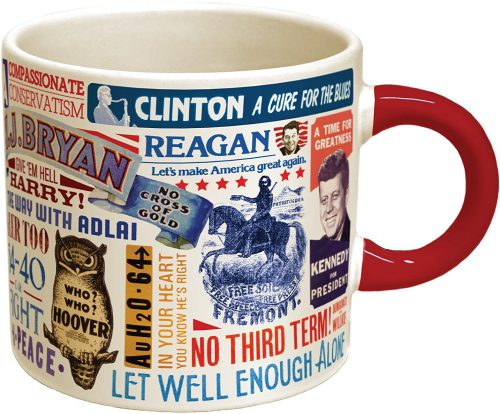 gifts for coffee lovers u.s. presidents mug donald trump MAGA