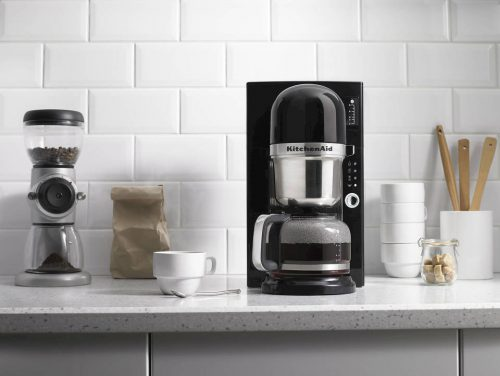 best pour over coffee maker kitchenaid kcm0801ob