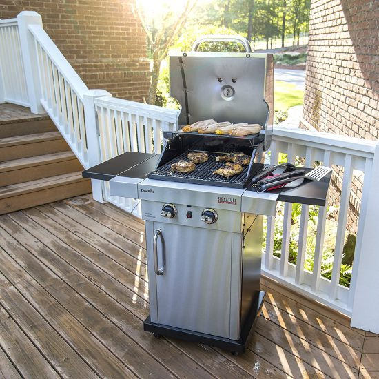 grill buying guide char-broil tru-infrared 325