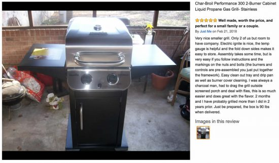 grill buying guide char-broil performance 300 gas grill review