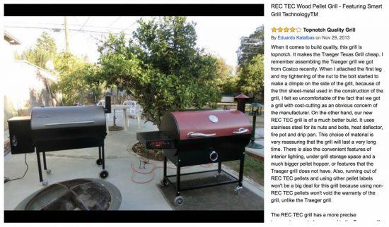 wood pellet grill buying guide wood pellet grill review rec tec