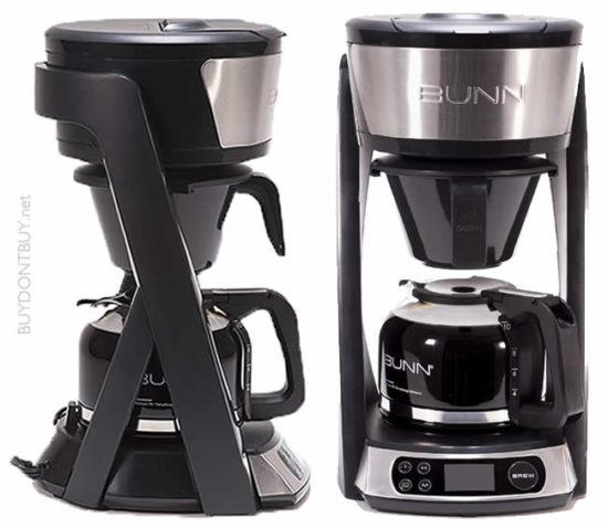 Bunn Heat N Brew Coffee Maker