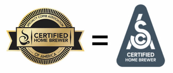 scaa certified coffee maker is the same as sca certified coffee maker