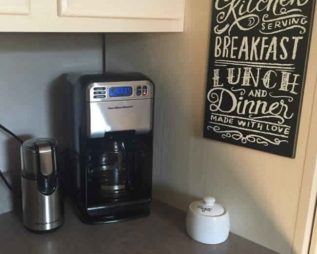 what to look for in a coffee maker