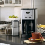 Coffee maker reviews Cuisinart coffee maker review DCC-1200 Brew Central
