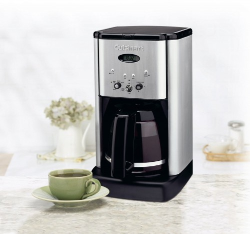 Cuisinart coffee maker review