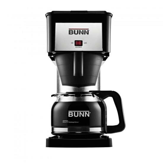 Bunn coffee maker, the Bunn BXB Velocity Brew