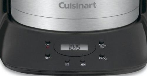 Cuisinart coffee maker DTC-975BKN