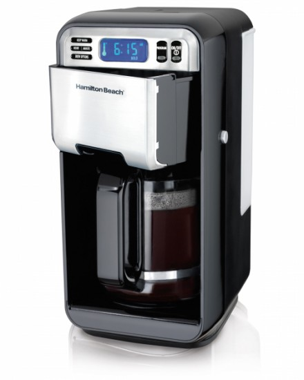 Hamilton Beach coffee maker 46201 review