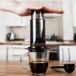 Review of Aeropress coffee maker and espresso maker