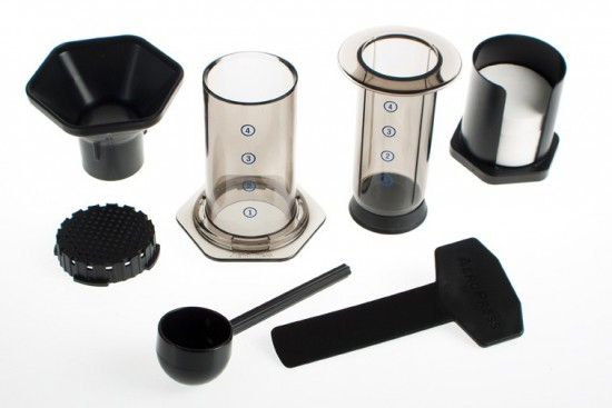 Detailed review of Aeropress coffee maker and espresso maker