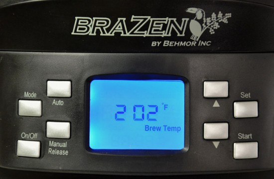 Complete review of the Behmor Brazen Plus coffee maker