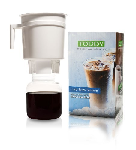 Toddy cold brew coffee, review of OXO cold brew coffee maker