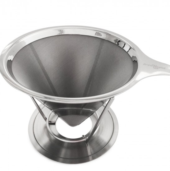 The brewologist pour over coffee cone
