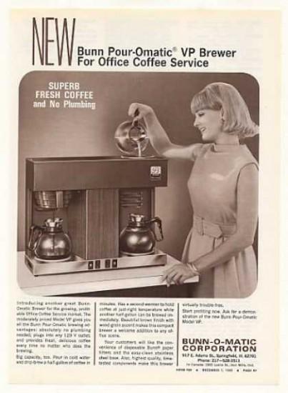 Bunn coffee maker Bunn-Omatic