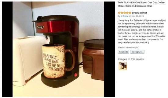cheap coffee maker single serve