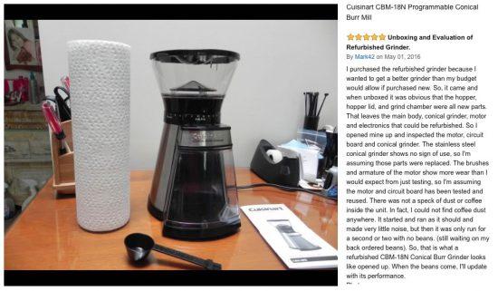 best burr grinder under $100