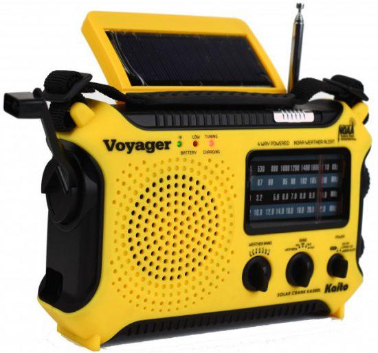emergency radio hurricane survival