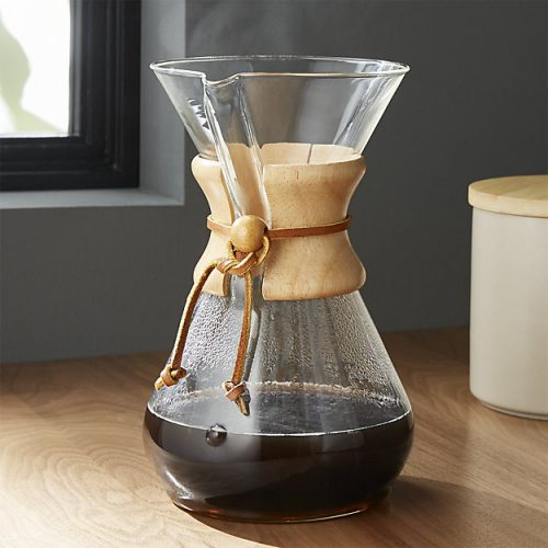 gifts for coffee lovers chemex
