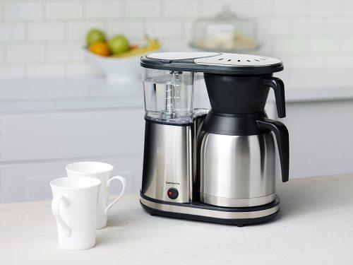 best pour over coffee maker bonavita bv1900ts scaa certified